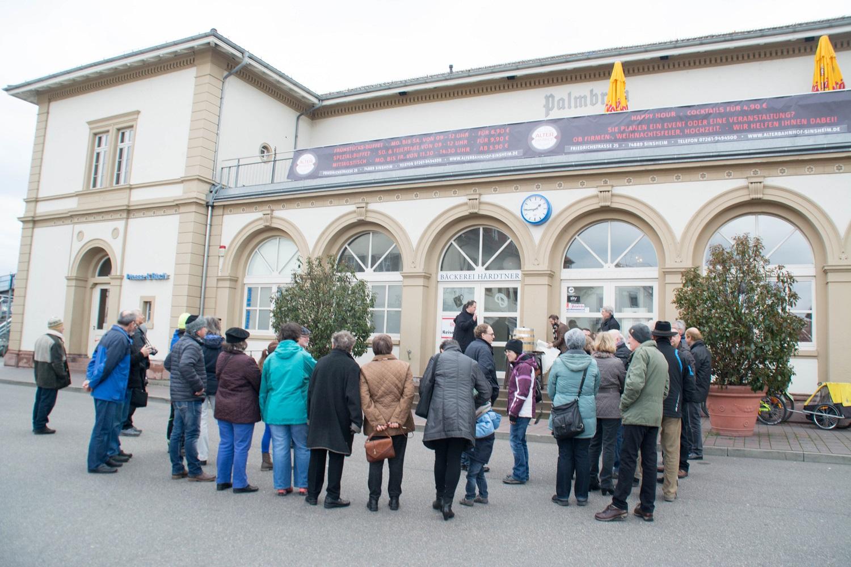 Bahnhofsuhr Sinsheim Eisenbahnfreunde Kraichgau 13122015 09 jpg