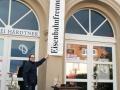 Bahnhofsuhr Sinsheim Eisenbahnfreunde Kraichgau 13122015 01