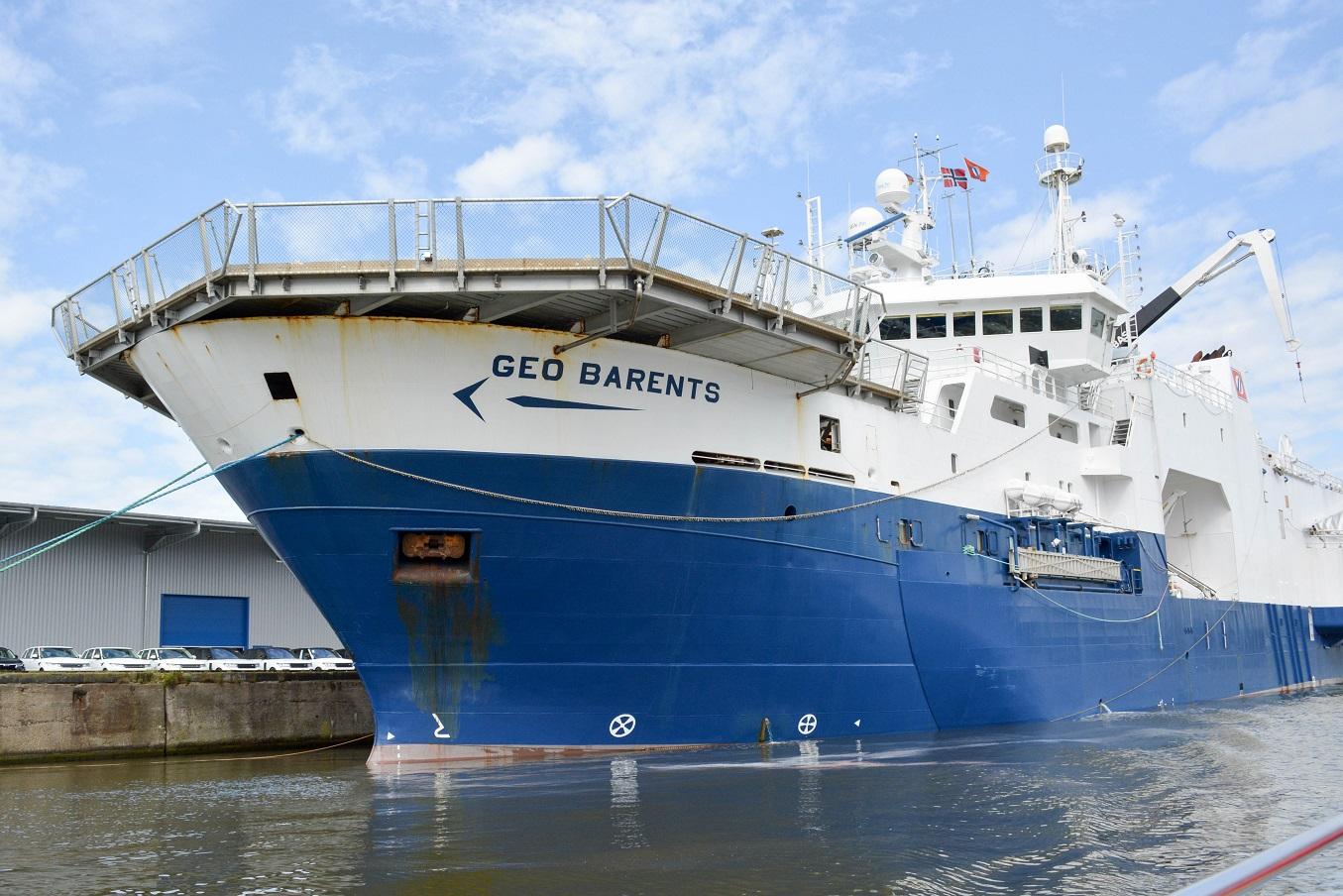 Bremerhaven Arbeitsschiff