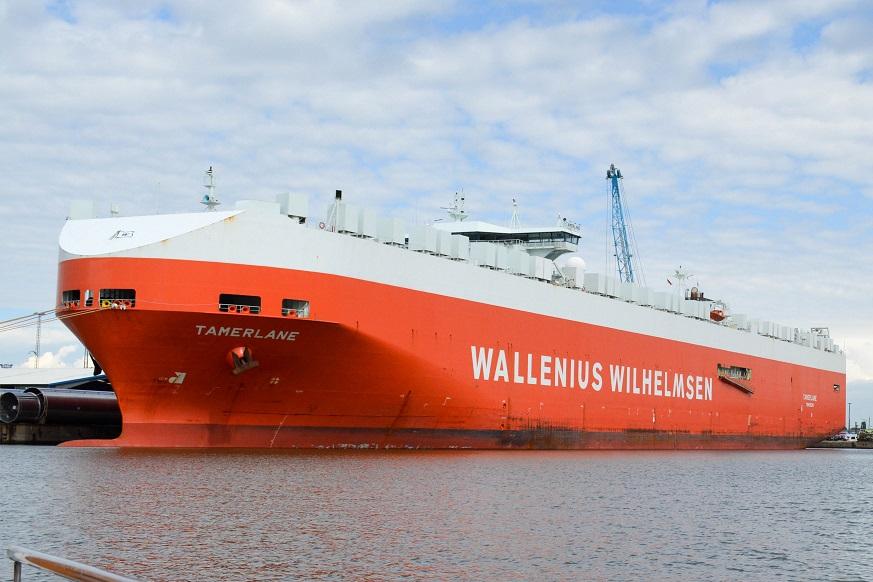 Bremerhaven Autoschiff 2