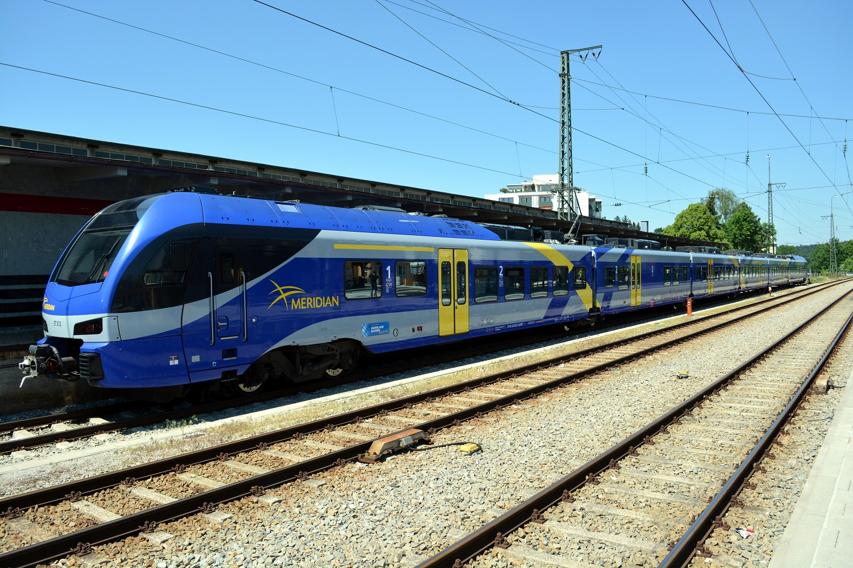 02 Eisenbahnfreunde Kraichgau Chiemsee Zug Merian 2