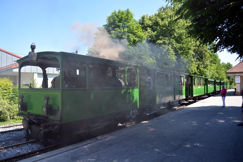 06 Eisenbahnfreunde Kraichgau Chiemsee Straßenbahn Prien