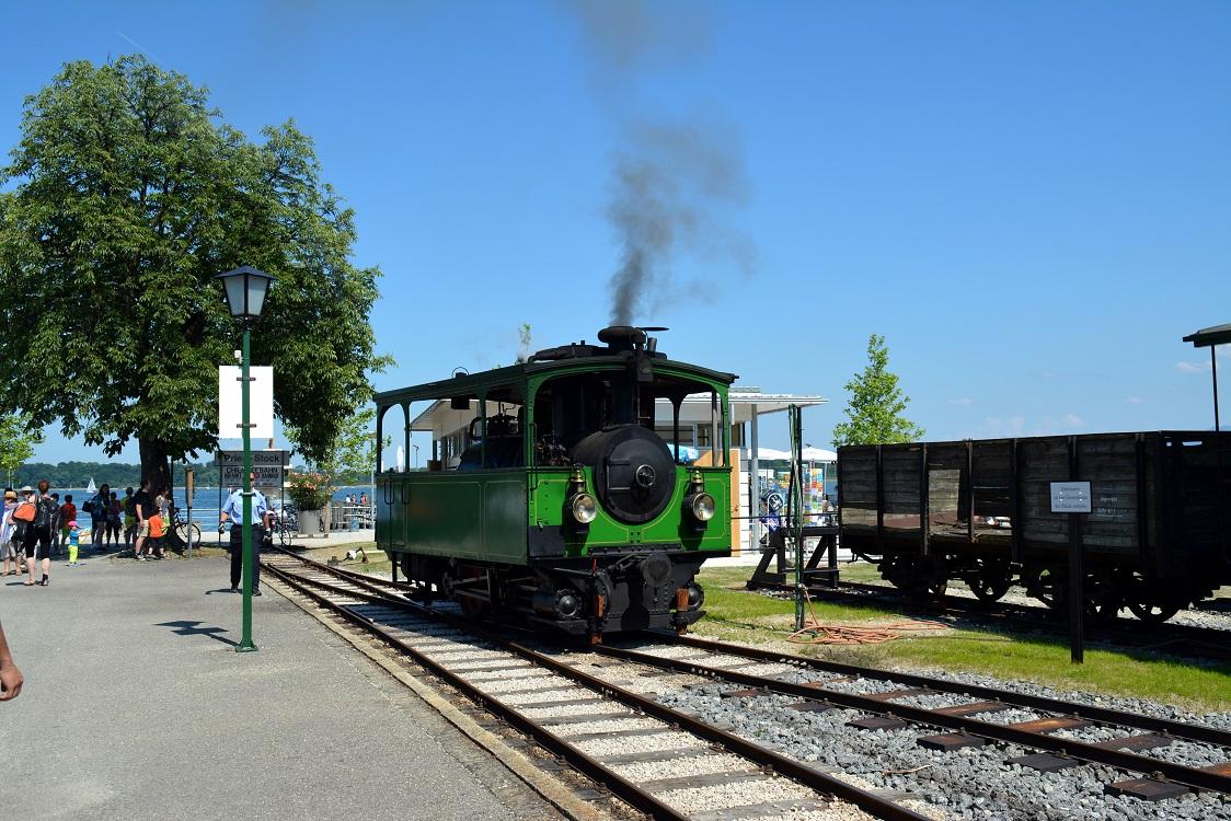 08 Eisenbahnfreunde Kraichgau Chiemsee Straßenbahn Prien