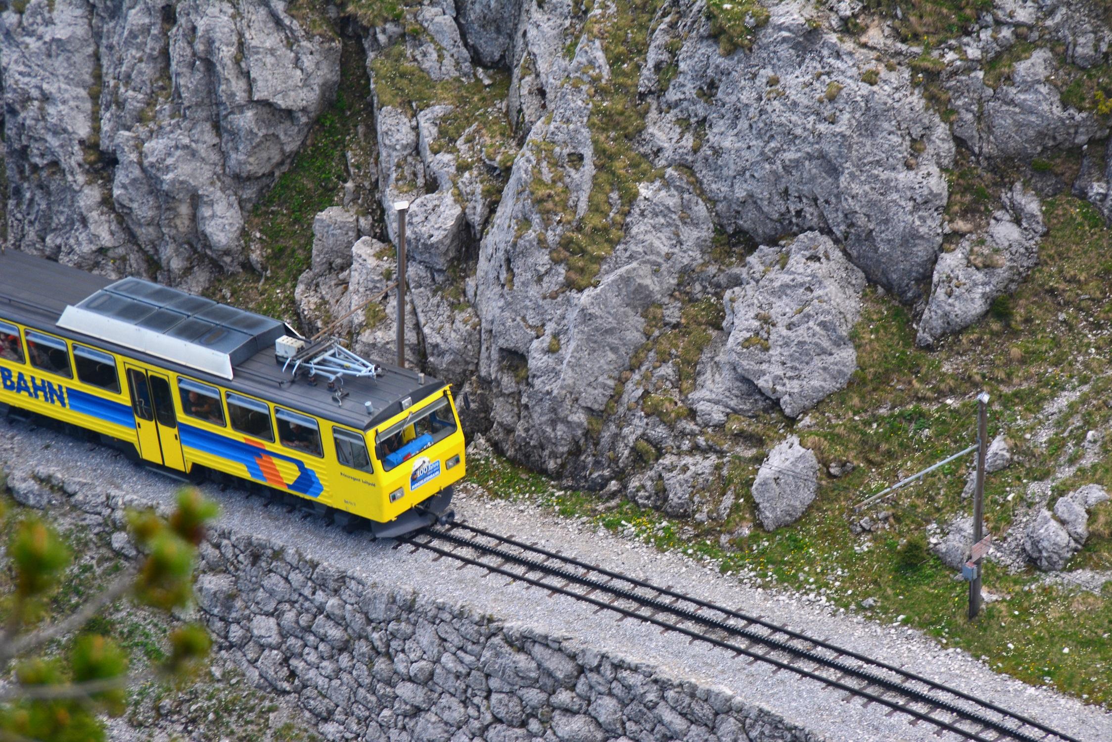 13 Eisenbahnfreunde Kraichgau Chiemsee Wendelstein-Bahn 05