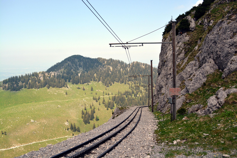 13 Eisenbahnfreunde Kraichgau Chiemsee Wendelstein-Bahn 08