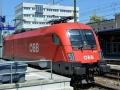 03 Eisenbahnfreunde Kraichgau Chiemsee Taurus ÖBB 1116