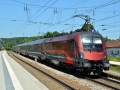 04 Eisenbahnfreunde Kraichgau Chiemsee ÖB RailJet 1116 201