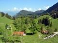 09 Eisenbahnfreunde Kraichgau Chiemsee Wendelstein Landschaft 5