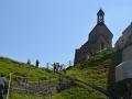 12 Eisenbahnfreunde Kraichgau Chiemsee Wendelstein Kirche