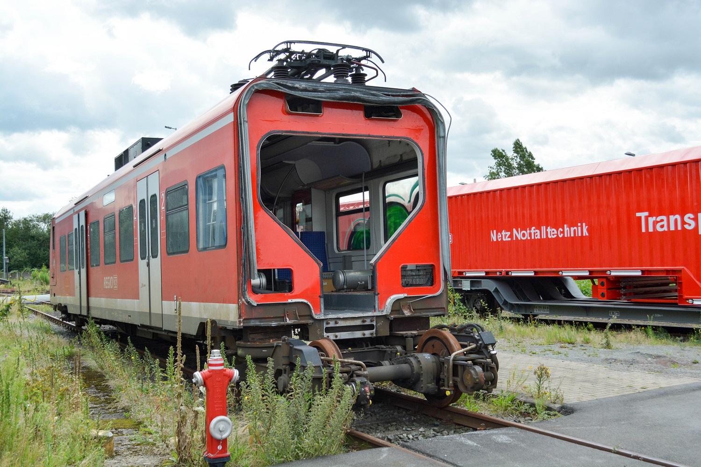 DB Fahrzeuginstandhaltung Baureihe 426 UZnfallfahrzeug