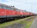 DB Fahrzeuginstandhaltung Baureihe 218 Friedhof 2
