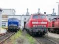 DB Fahrzeuginstandhaltung Bremen BR218 BR 217