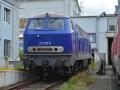 DB Fahrzeuginstandhaltung Bremen Baureihe 218 markus Weber