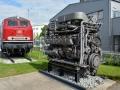 DB Fahrzeuginstandhaltung Motor BR 218 und BR 218-184 Konferenzraum