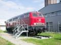 DB fahrzeuginstandhaltung Bremen BR218 Konferenzraum