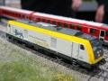 Eisenbahnfreunde Kraichgau Sinsheim ESU Baureihe 245 Diesellokomotive BW Design 1