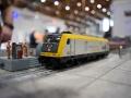Eisenbahnfreunde Kraichgau Sinsheim ESU Baureihe 245 Diesellokomotive BW Design 3