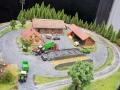 Eisenbahnfreunde Kraichgau Faszination Modellbahn Bauernhof