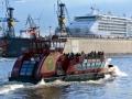 19 Hamburg Hafen Fähre König der Löwen Kreuzfahrschiff 01.jpg
