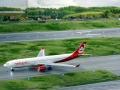 22 Miniatur Wunderland Airbus A319 Airberlin 01.jpg
