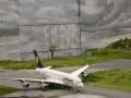 25 Miniatur Wunderland Airbus A380 Lufthansa 01.jpg