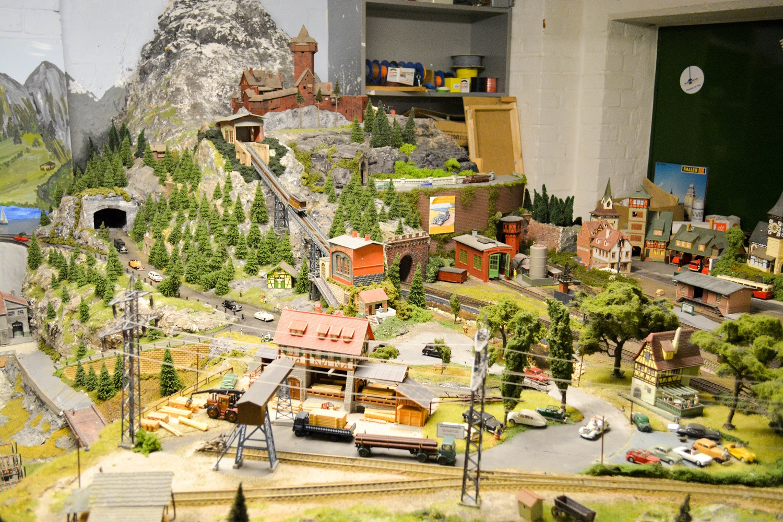 Modelleisenbahnfreunde Bremen Dorf 2