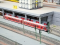 Eisenbahnfreunde Kraichgau Modellbahn Baureihe 628 Nebenbahn