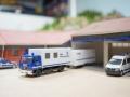 Eisenbahnfreunde Kraichgau Modellbahn THW Führungsstelle