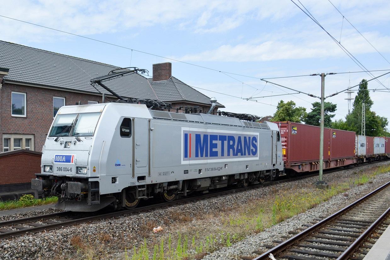 Bremerhaven Metrans Güterlok