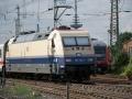 Bremen Hauptbahnhof BR 101-112 Rhein-Gold
