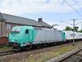 Bremerhaven Baureihe 185 Güterzug